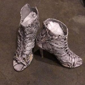 Brand New High Heel Boot Sandals